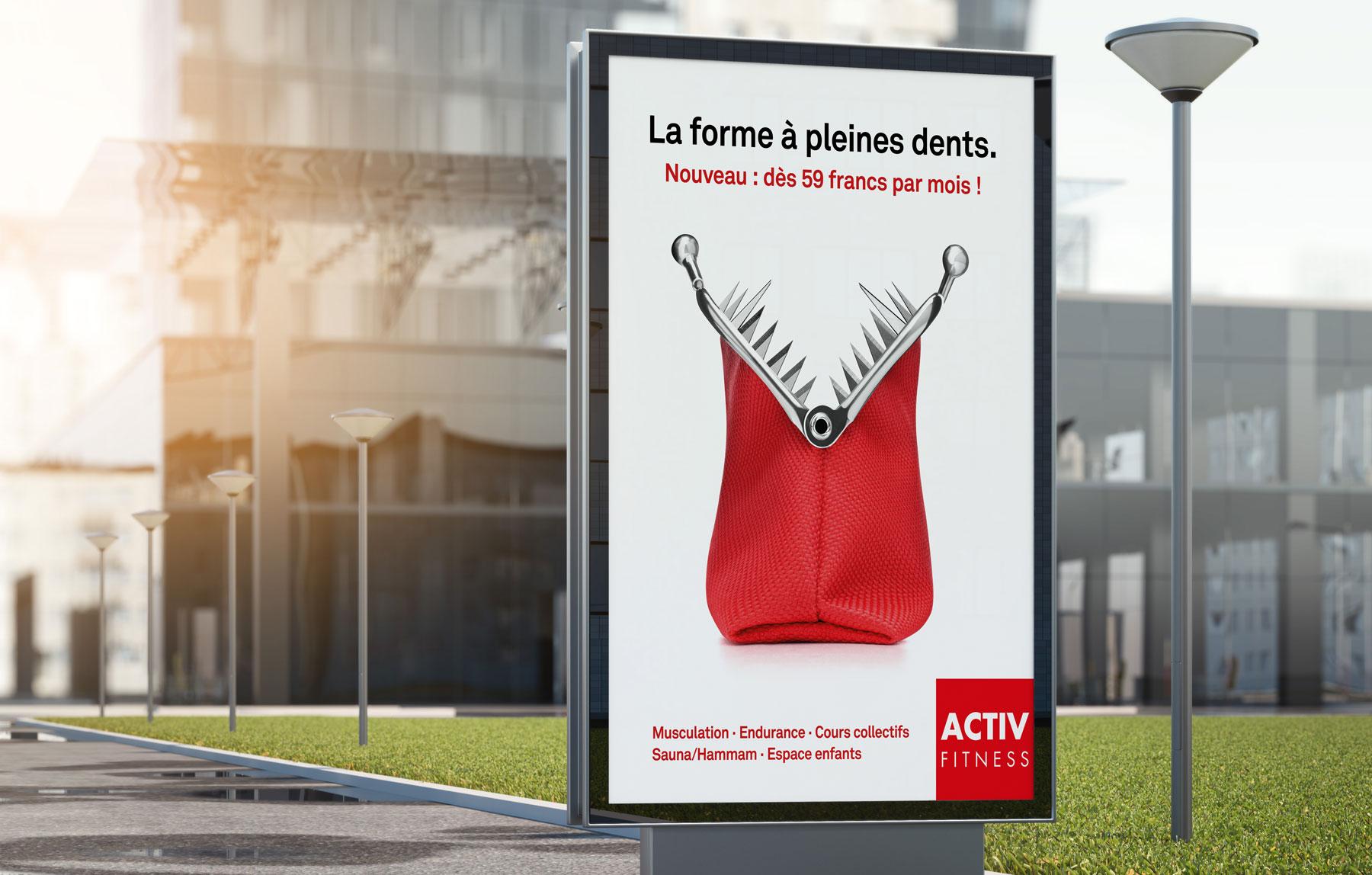 Plakat Genf